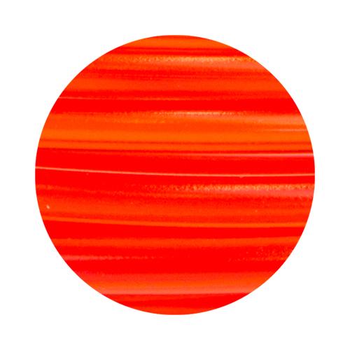 PLA TR RED  TRANSPARENT 1.75 / 750