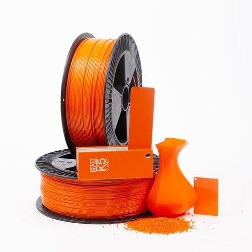 PLA 200001 Pure orange RAL 2004 1.75 / 2000