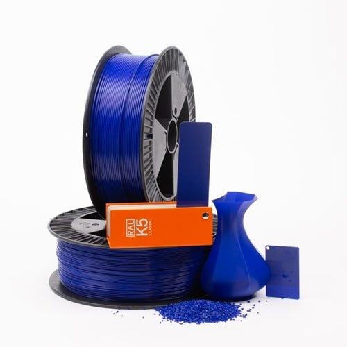PLA 500006 Ultramarine blue RAL 5002 1.75 / 2000