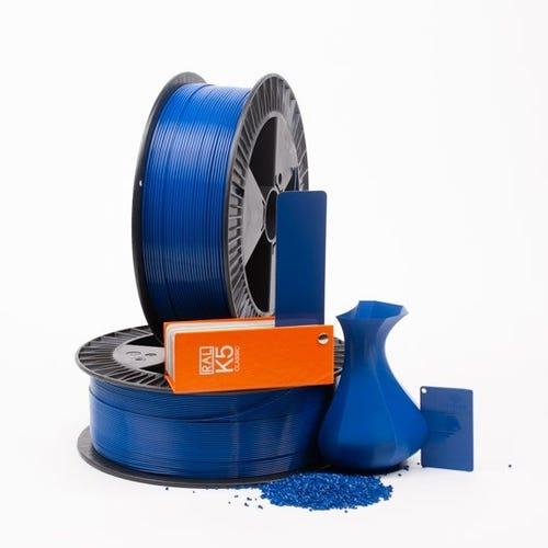 PLA 500005 Gentian blue RAL 5010 1.75 / 2000