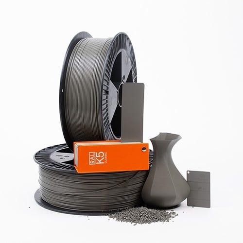 PLA 700008 Quartz grey RAL 7039 1.75 / 2000