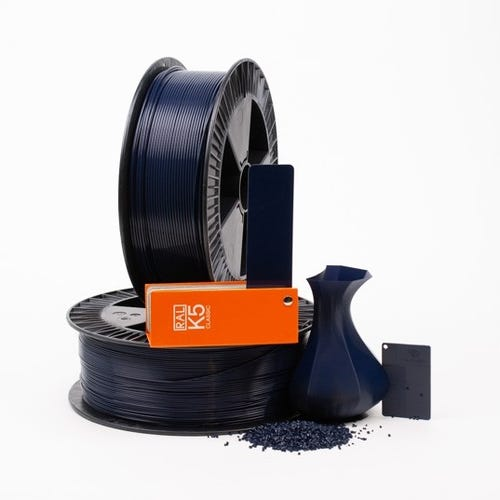 PLA 500011 Steel blue RAL 5011 1.75 / 2000