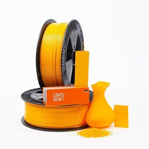 PLA 100003 Melon yellow RAL 1028 1.75 / 750