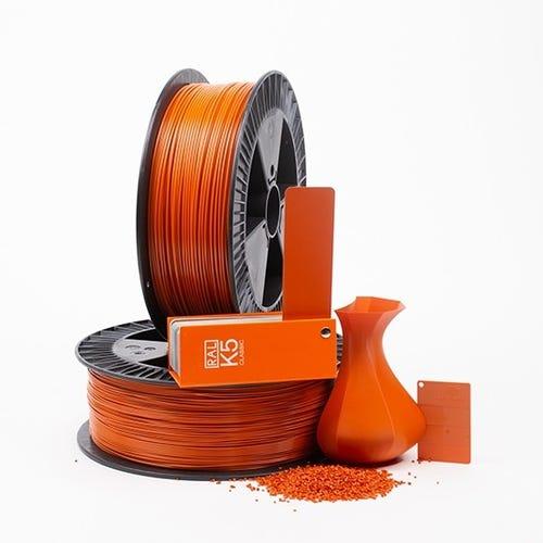 PLA 200003 Red orange RAL 2001 1.75 / 750