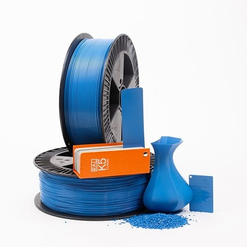 PLA 500001 Sky blue RAL 5015 1.75 / 750