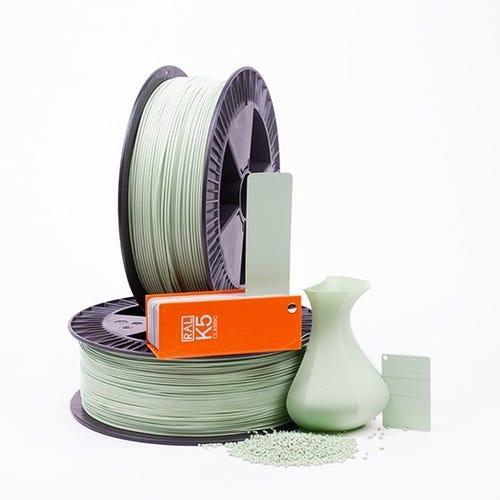 PLA 600001 Pastel green RAL 6019 1.75 / 750