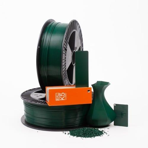 PLA 600004 Moss green RAL 6005 1.75 / 750