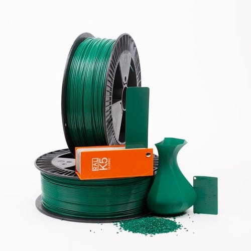 PLA 600005 Turquoise green RAL 6016 1.75 / 750