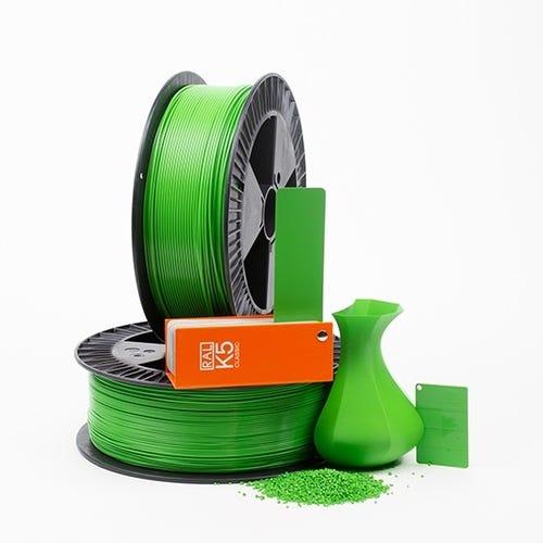 PLA 600006 Yellow green RAL 6018 1.75 / 750