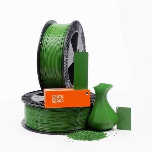 PLA 600007 Grass green RAL 6010 1.75 / 750
