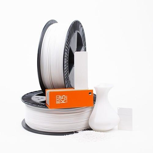PLA 900003 Signal white RAL 9003 1.75 / 750