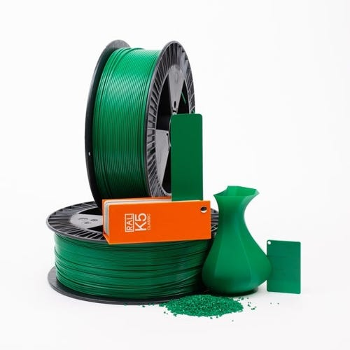 PLA 600009 Mint green RAL 6029 1.75 / 750