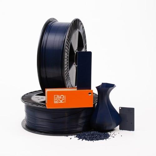 PLA 500011 Steel blue RAL 5011 1.75 / 750