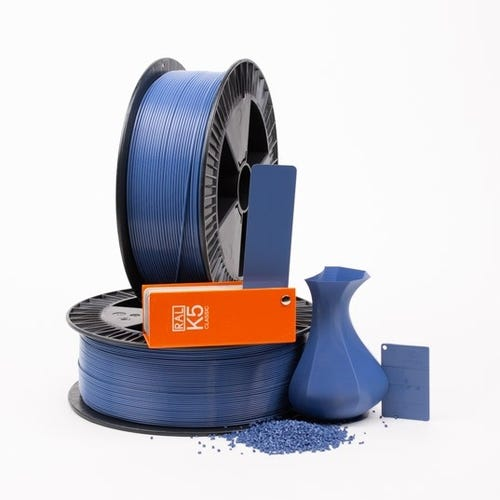 PLA 500012 Distant blue RAL 5023 2.85 / 750