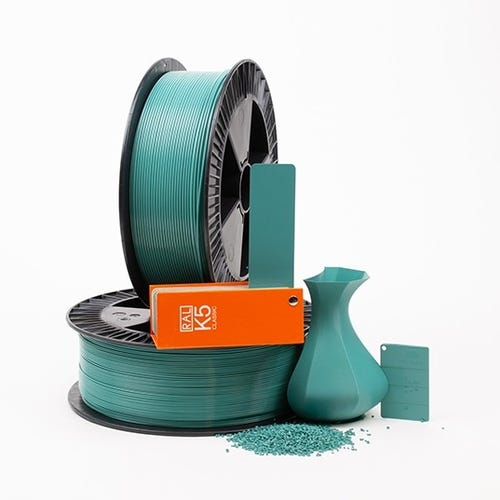 PLA 600011 Mint turquoise RAL 6033 1.75 / 750