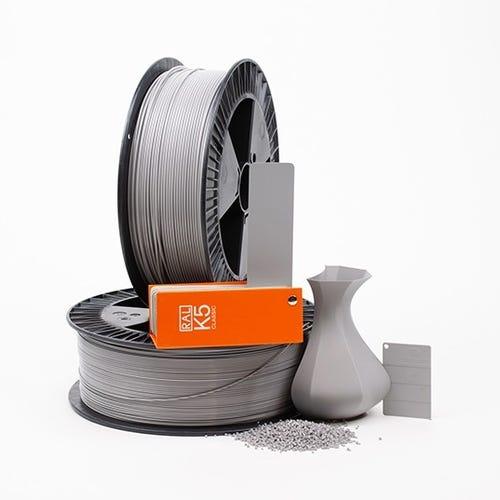 PLA 700012 Signal grey RAL 7004 1.75 / 750