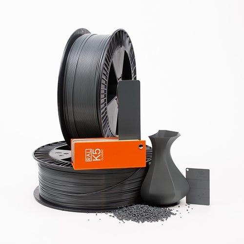 PLA 700013 Iron grey RAL 7011 1.75 / 750