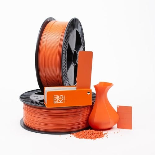 PLA 200006 Salmon orange RAL 2012 1.75 / 750