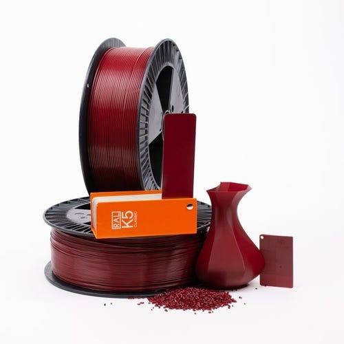 PLA 300004 Purple red RAL 3004 1.75 / 750