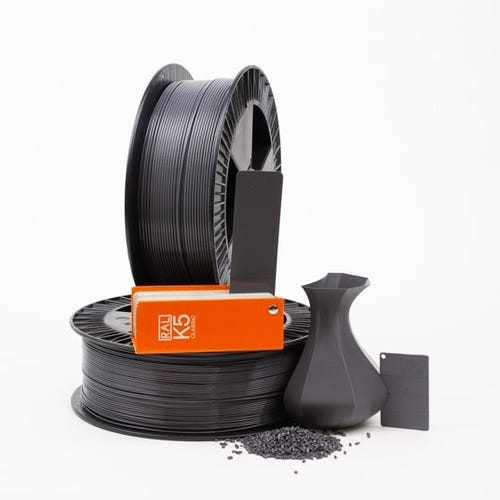 PLA 700023 Slate grey RAL 7015 1.75 / 750