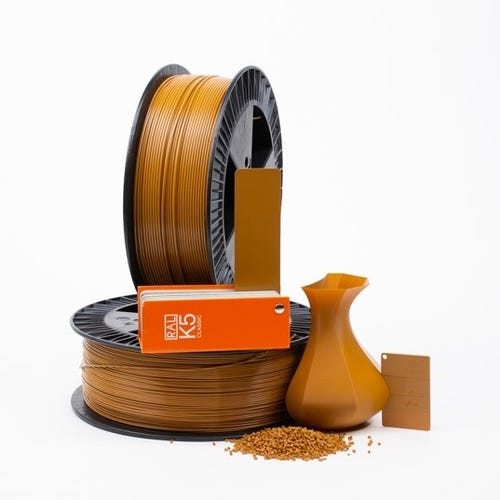 PLA 800004 Ochre brown RAL 8001 1.75 / 750