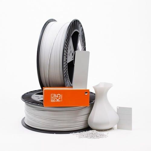 PLA 700026 Light grey RAL 7035 1.75 / 750