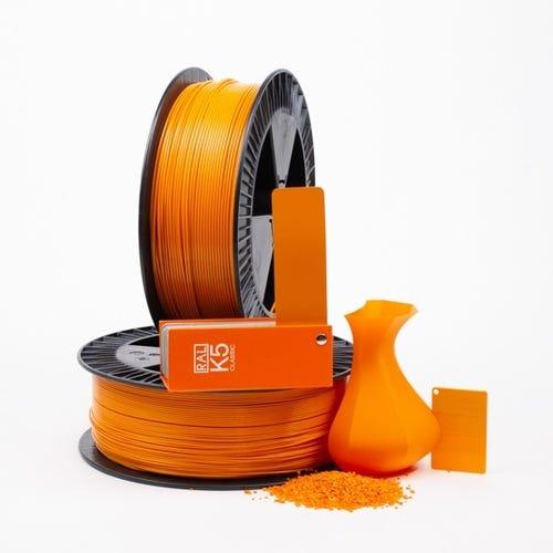 PLA 200007 Yellow orange RAL 2000 1.75 / 750