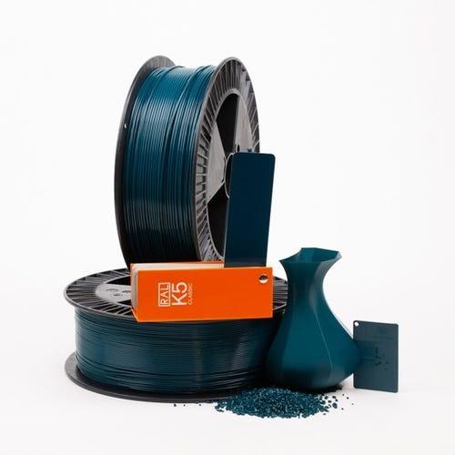 PLA 500013 Ocean blue RAL 5020  1.75 / 750