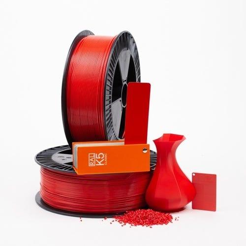 PLA 300006 Traffic red RAL 3020  1.75 / 750