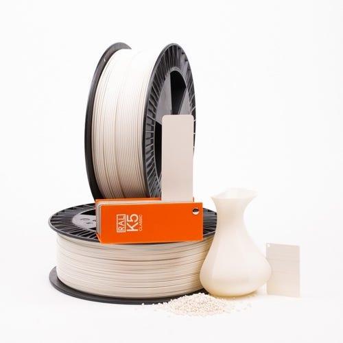 PLA 900004 Cream RAL 9001  1.75 / 750