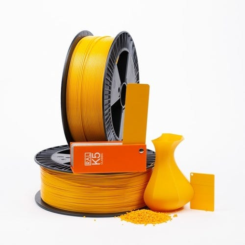 PLA 100010 Daffodil yellow RAL 1007  1.75 / 2000