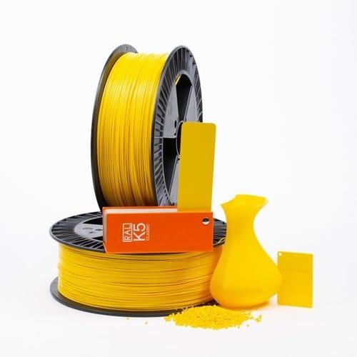 PLA 100011 Traffic yellow RAL 1023  1.75 / 750