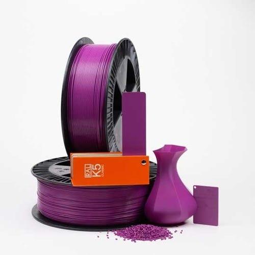 PLA 400008 Signal violet RAL 4008 1.75 / 750