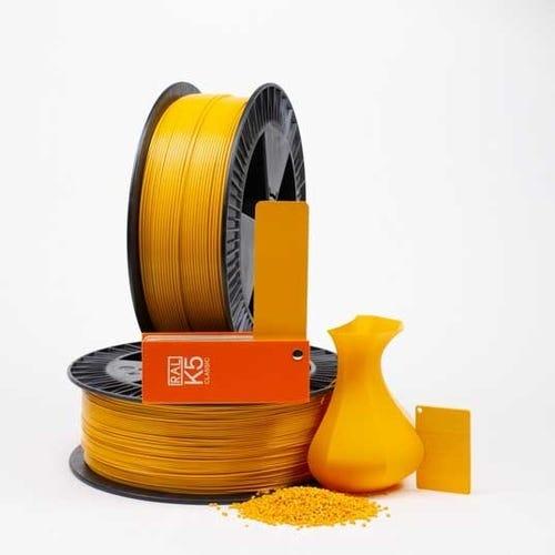 PLA 100014 Sun yellow RAL 1037 1.75 / 2000