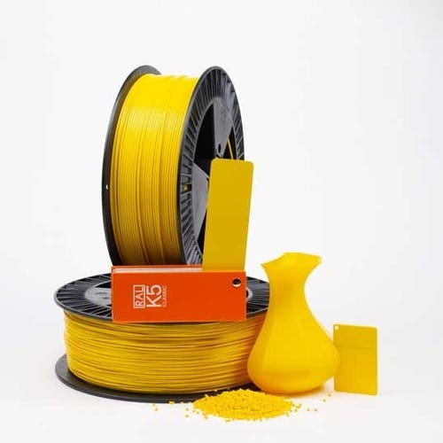 PLA 100015 Colza yellow RAL 1021 1.75 / 2000