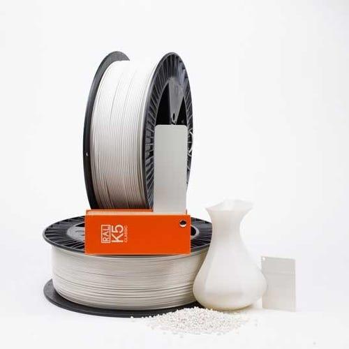 PLA 900006 Grey white RAL 9002 1.75 / 750