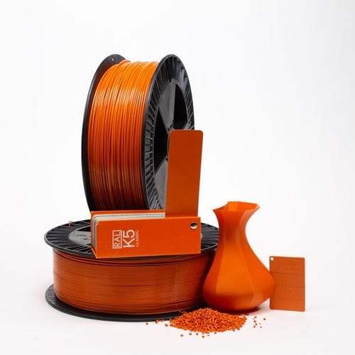 PLA 200008 Signal orange RAL 2010 2.85 / 2000
