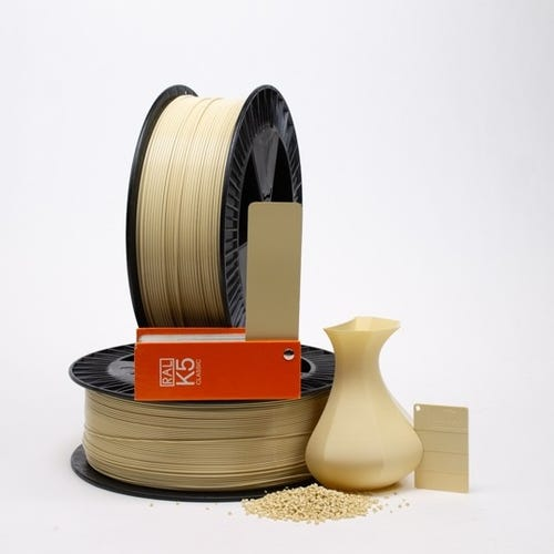 PLA 100017 Ivory RAL 1014 1.75 / 750