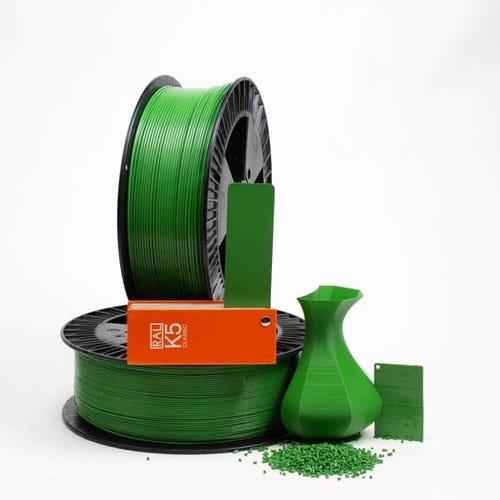 PLA 600016 May green RAL 6017 1.75 / 2000