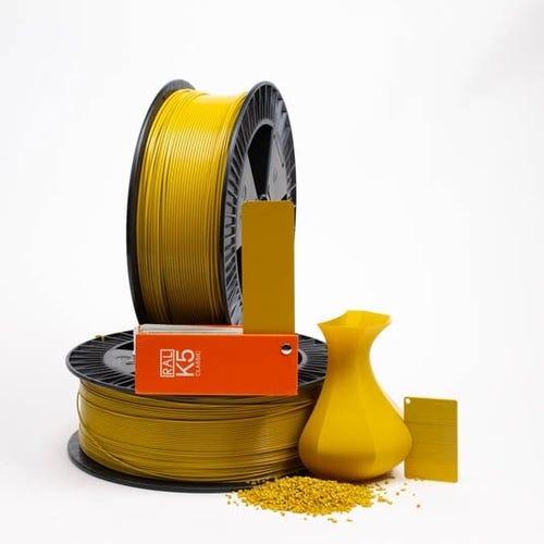 PLA 100021 Honey yellow RAL 1005 1.75 / 750
