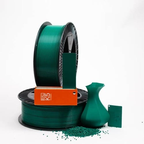PLA 600019 Opal Green RAL 6026 1.75 / 750