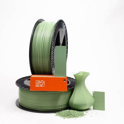 PLA 600024 Pale green RAL 6021 1.75 / 750