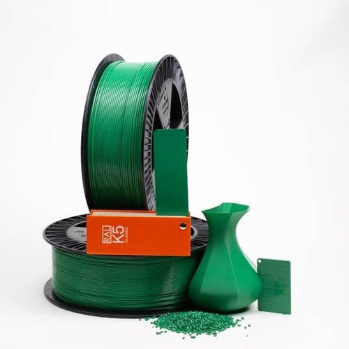 PLA 600026 Signal green RAL 6032 2.85 / 750