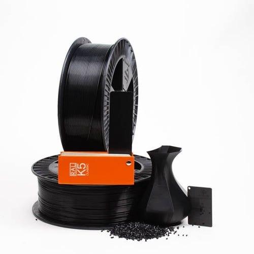 PLA 900008 Graphite black RAL 9011 1.75 / 2000