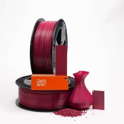 PLA 400010 Red violet RAL 4002 1.75 / 2000