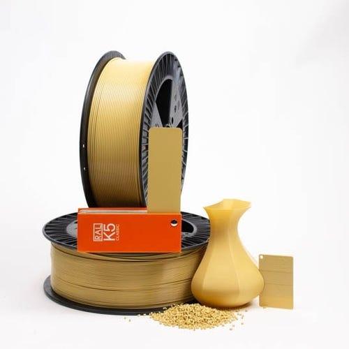 PLA 100024 Sand yellow RAL 1002 1.75 / 750
