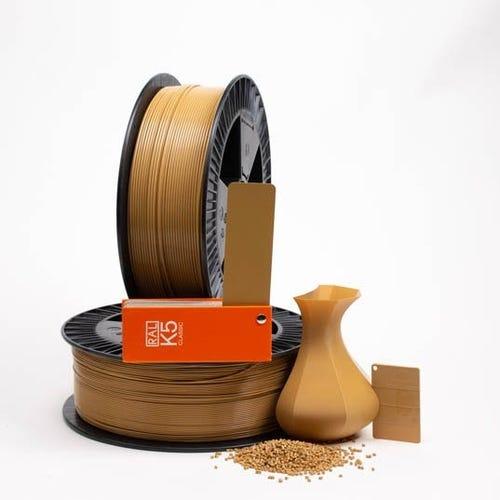 PLA 100025 Brown beige RAL 1011 1.75 / 750
