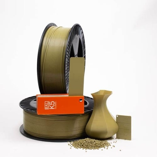 PLA 100026 Olive yellow RAL 1020 2.85 / 2000