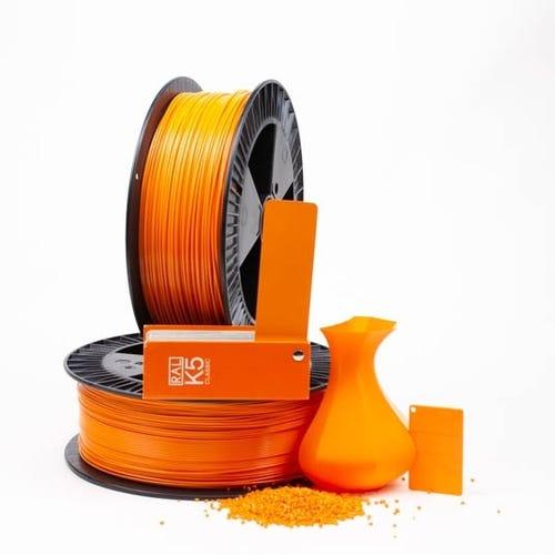 PLA 200010 Pastel orange RAL 2003 1.75 / 750