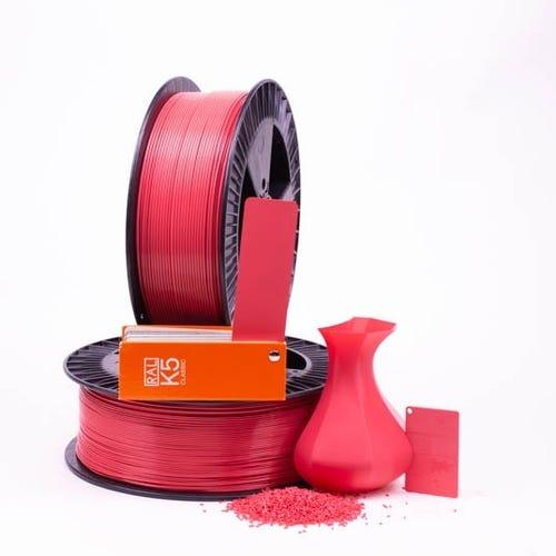 PLA 300021 Rose RAL 3017 1.75 / 750